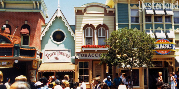 Disneyland Closures
