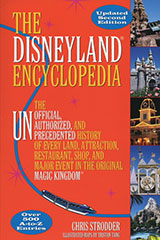 Disneyland Encyclopedia by Chris Stodder