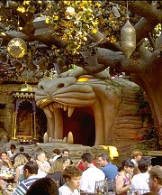 Photo of Aladdin's Oasis stage