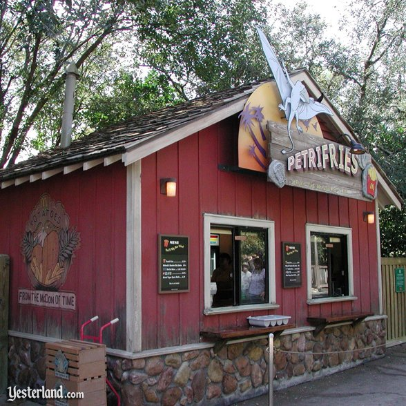 Petrifries at Disney's Animal Kingdom: 2006 by Werner Weiss.