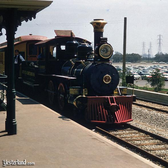SF & D Railroad Trains
