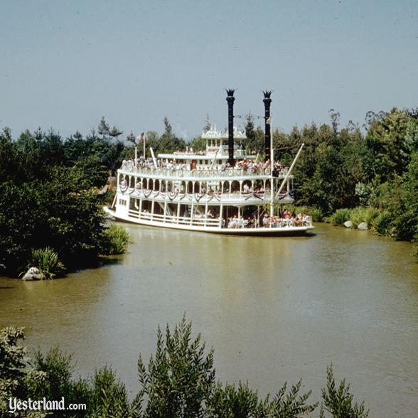 Mark Twain Steamboat