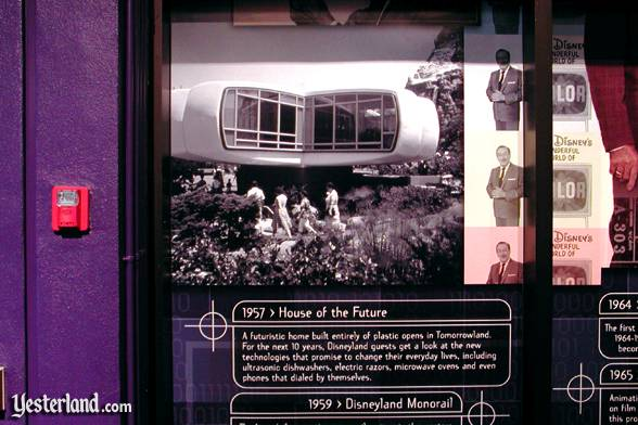 Photo of House of the Future on timeline