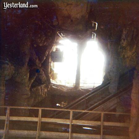 Photo of Matterhorn interior with Skyway openings