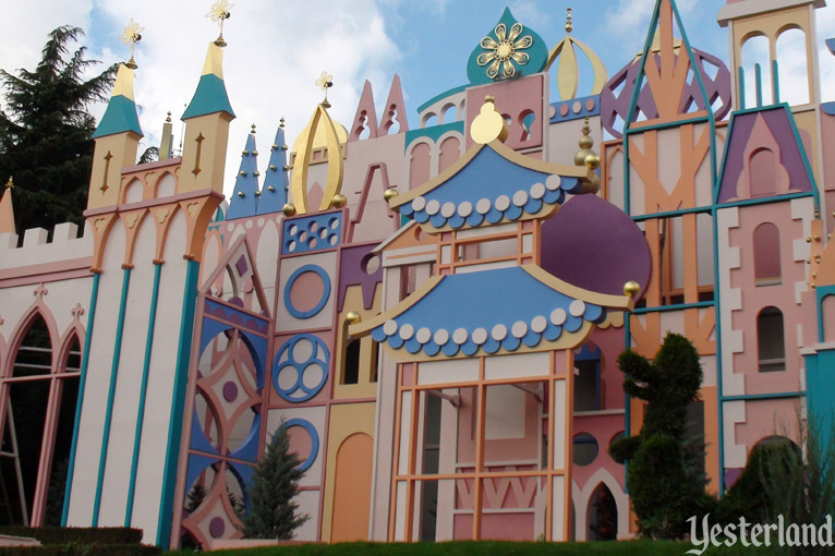"""it's a small world"" at Disneyland Paris"