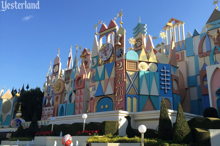 """it's a small world"" at Tokyo Disneyland"