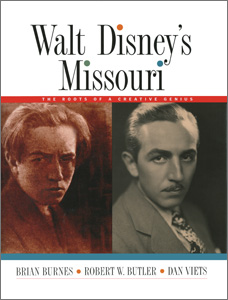 book cover: Walt Disney's Missouri