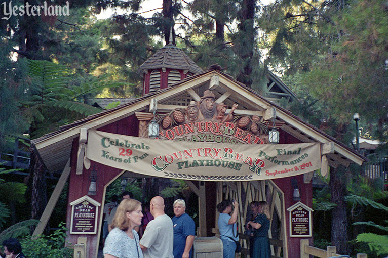 Country Bear Vacation Hoedown at Disneyland