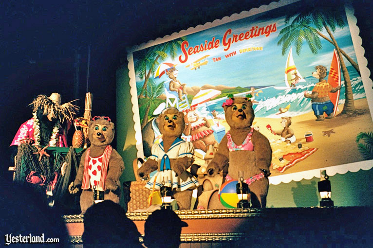 Country Bear Vacation Hoedown at Tokyo Disneyland
