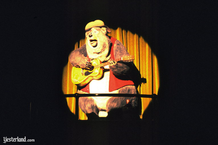 Country Bear Jamboree at Disneyland