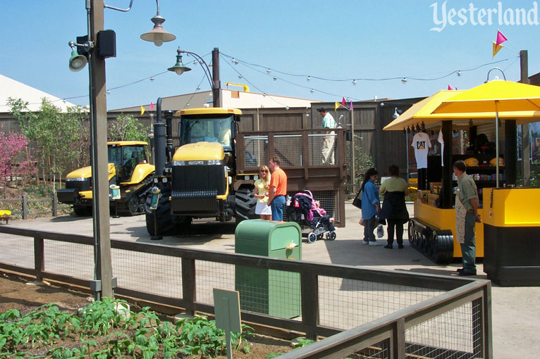 Bountiful Valley Farm at Disney's California Adventure