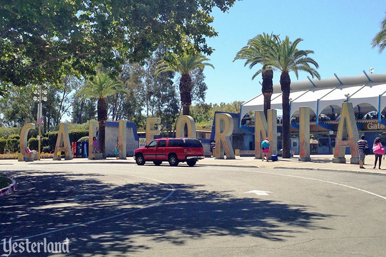 Entrance Letters at Cal Expo, 2013