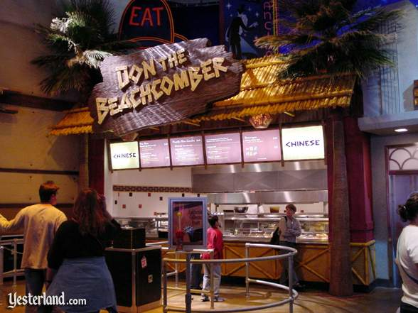 Photograph of Don the Beachcomber at Hollywood & Dine