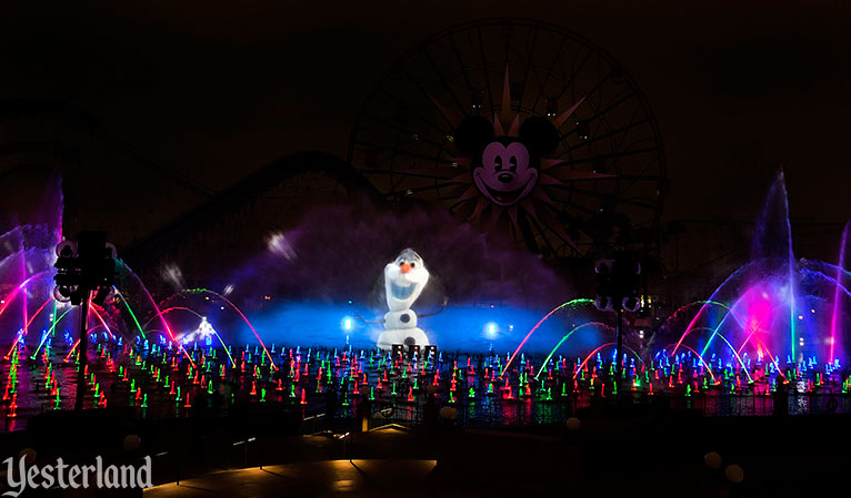 Winter Dreams at Disney California Adventure