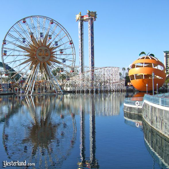 Maliboomer at Disney's California Adventure