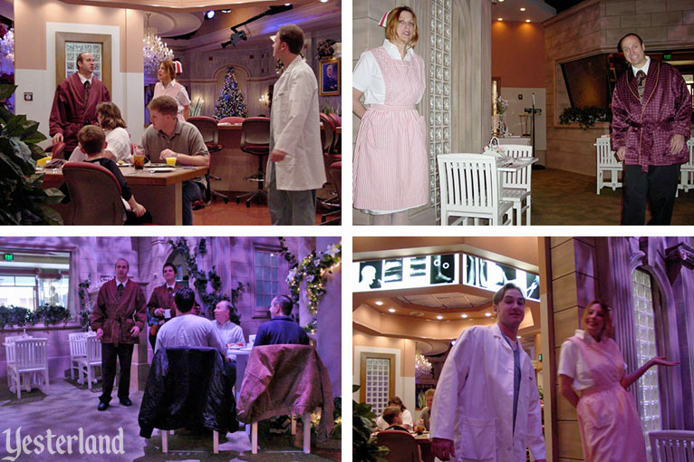 ABC Soap Opera Bistro at Disney's California Adventure
