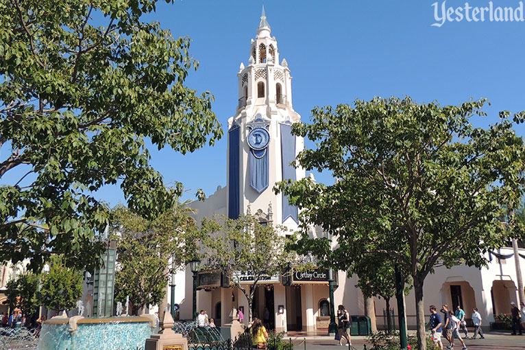 Carthay Circle at Disney California Adventure