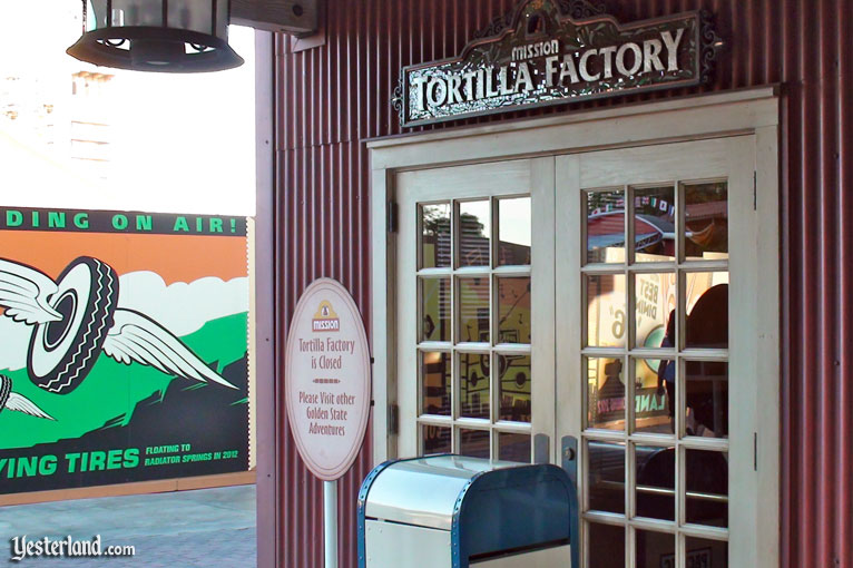 Mission Tortilla Factory at Disney's California Adventure