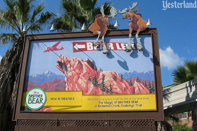 Brother Bear billboard