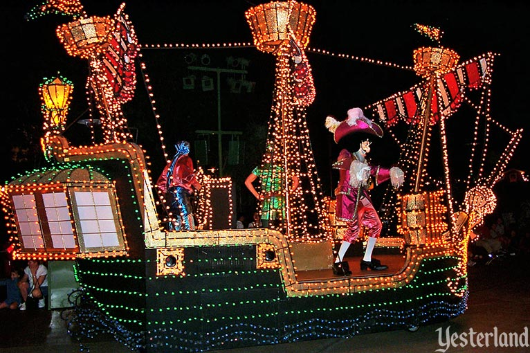 Disney's Electrical Parade at Disney's California Adventure