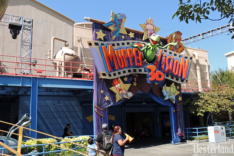 Disney California Adventure Then & Now, Part 7