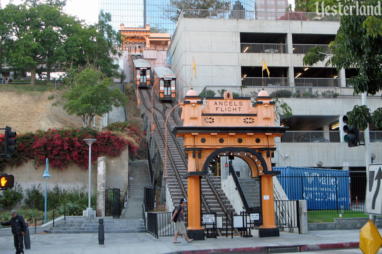 Angels Flight, Los Angeles