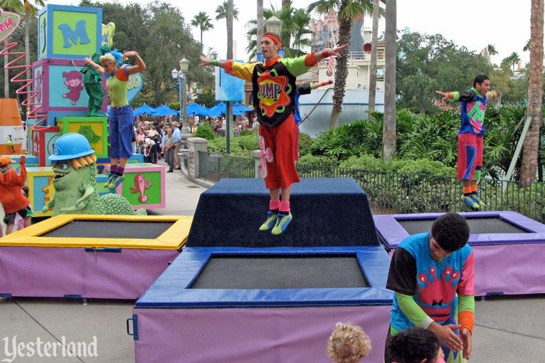 Block Party Bash at Disney's Hollywood Studios
