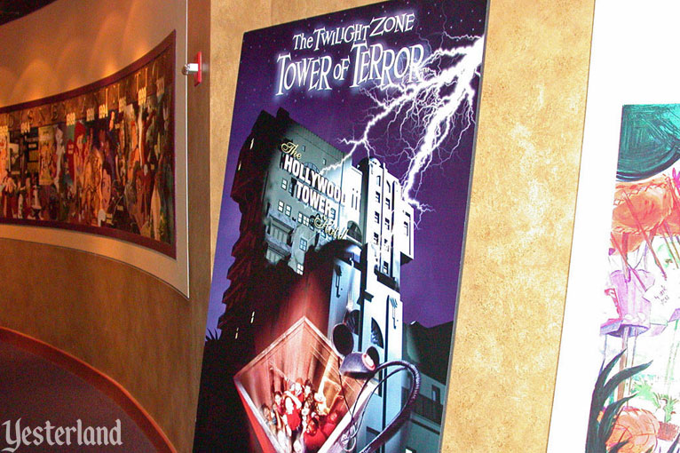 Announcemnet of The Twilight Zone Tower of Terror at Disney's California Adventure