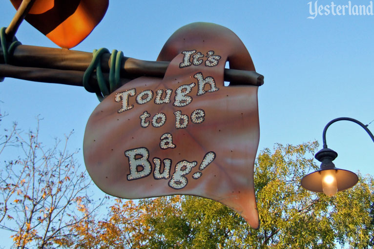 It's Tough to Be a Bug! at Disney's California Adventure