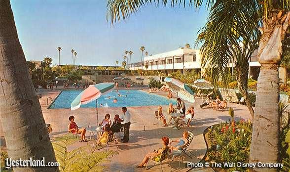Yesterland The End Of The Original Disneyland Hotel