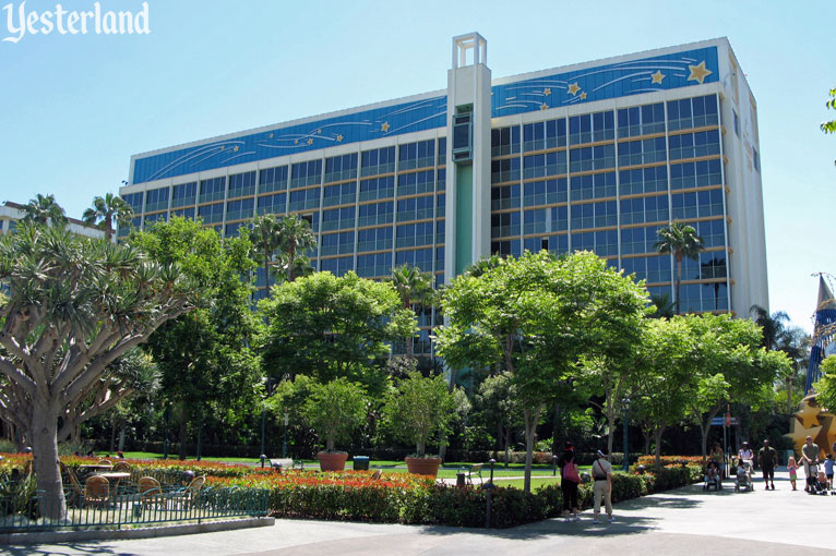 Disneyland Hotel - Then and Now, Part 2: 2007 and 2015