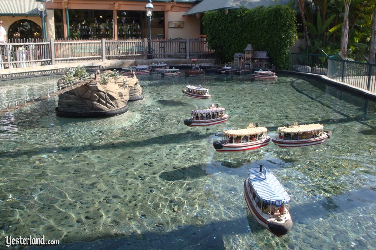 Safari Adventure at the Disneyland Hotel