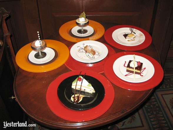 Photo of desserts at Ristorante Alfredo