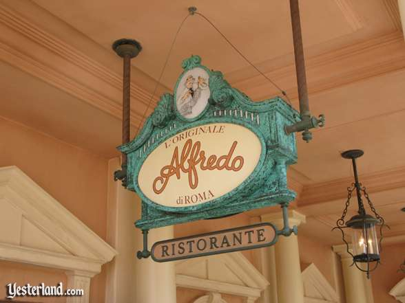 Photo of Ristorante Alfredo sign