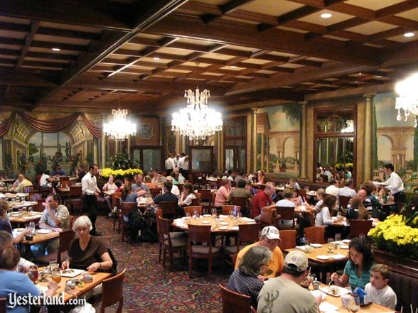 Photo of Tutto Italia Ristorante interior at Epcot
