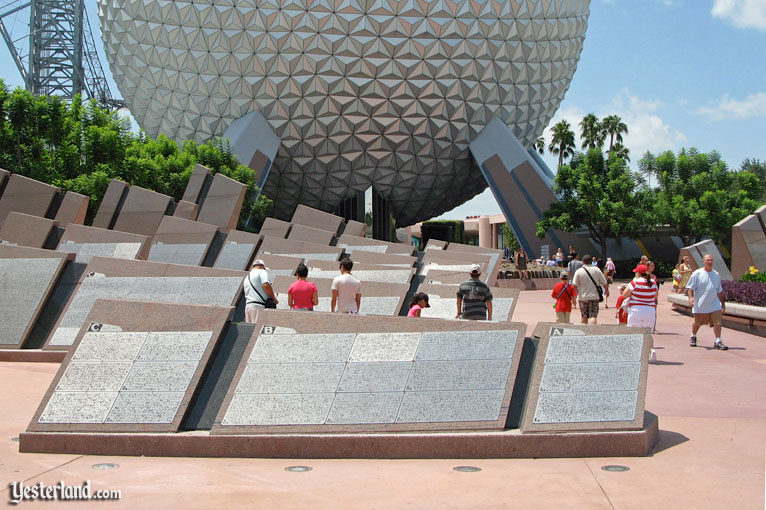 Leave a Legacy at Epcot