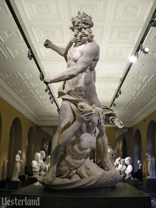 Neptune with Triton, Victoria and Albert Museum