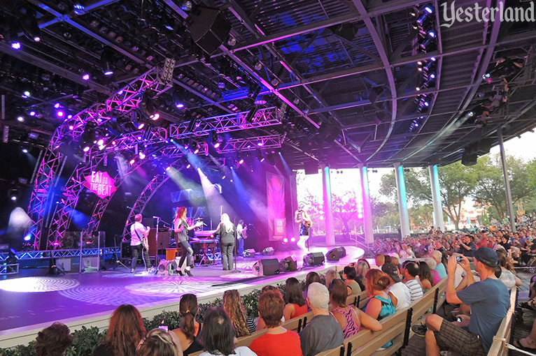 2013 Epcot International Food and Wine Festival