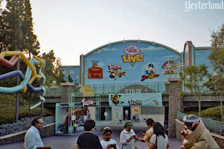 The Disney Afternoon LIVE! at Disneyland