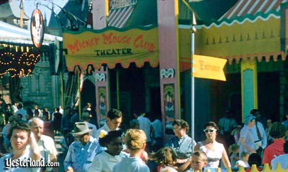 Photo of the Mickey Mouse Club Theater