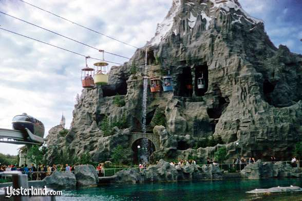 Matterhorn from the Submarine Lagoon, 1959