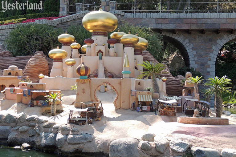 Sultan's Palace at Storybook Land