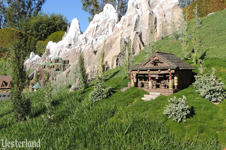 Wandering Oakens at Storybook Land, Disneyland
