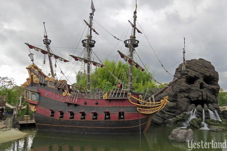 Pirate Hotel Disneyland Paris