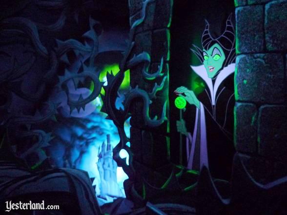 Cinderella Castle Mystery Tour English