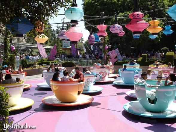 Photo of Mad Tea Party in 2004