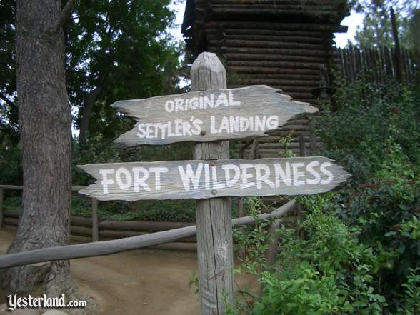Photo of Fort Wilderness