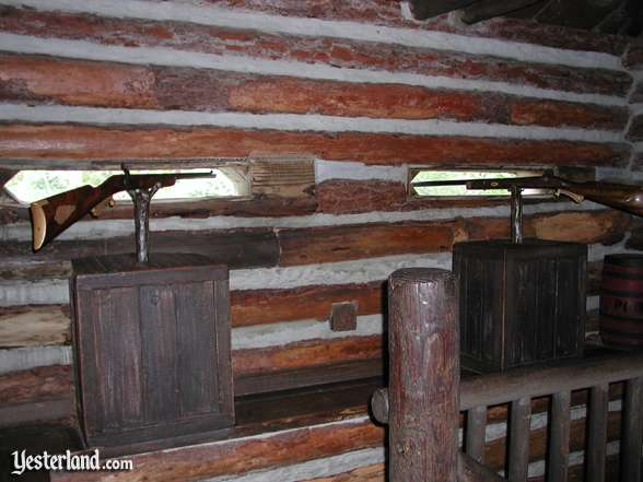 Photo of Fort Langhorn Rifle Roost at the Magic Kingdom