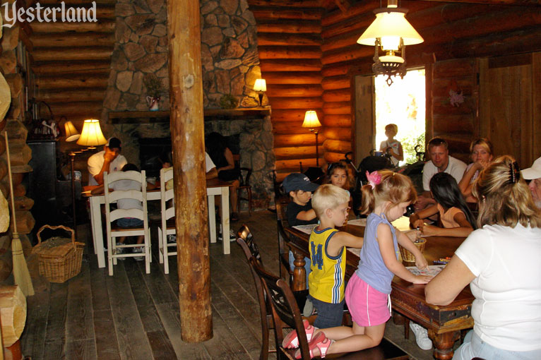 Little Patch of Heaven at Big Thunder Ranch, Disneyland