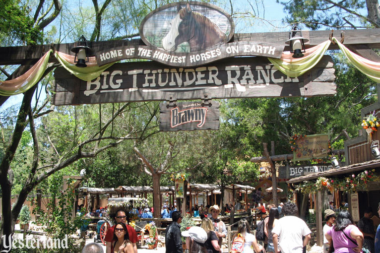Big Thunder Ranch, Disneyland